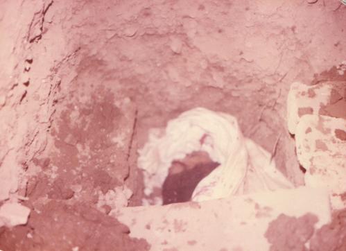 خاکسپاری شهید محسن اللهداد